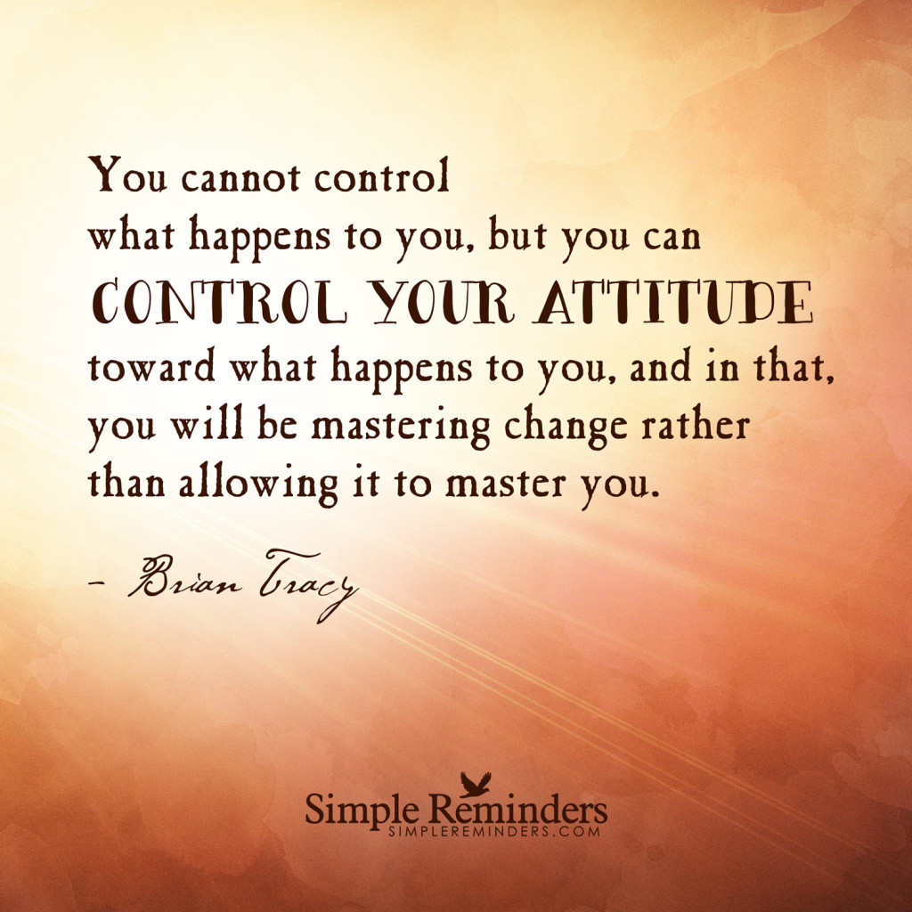 Change Your Attitude Quotes: One Spirit, Two Skeletons